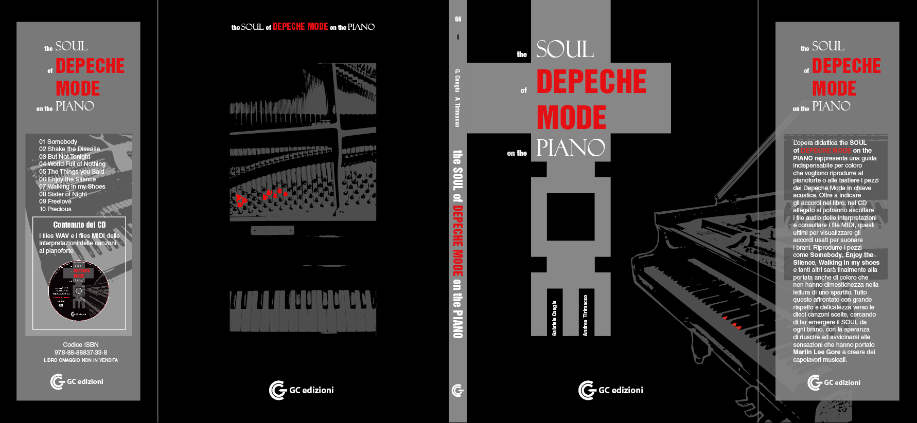 the soul of depeche mode on the piano. Black Bedroom Furniture Sets. Home Design Ideas